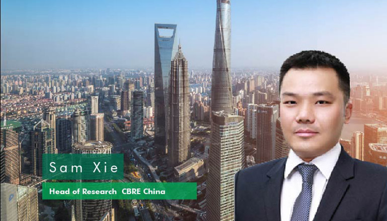 Sam Xie, Head of Research China